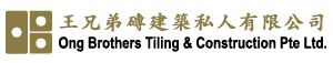 Ong Brothers Tiling & Construction Pte Ltd Logo
